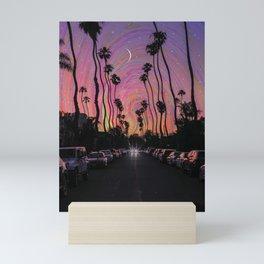 LA Vibes Mini Art Print
