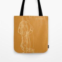 Spring Breakers/Vampire Weekend (Orange) Tote Bag