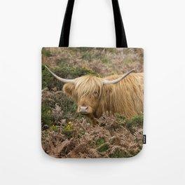 Highland Lad Tote Bag