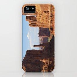 Park Avenue - Arches National Park iPhone Case