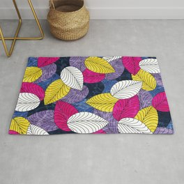 Let the Leaves Fall Rug