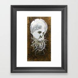 """The Relics of War"" Framed Art Print"