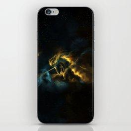 The Nebula iPhone Skin