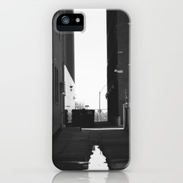 LINGERING iPhone Case