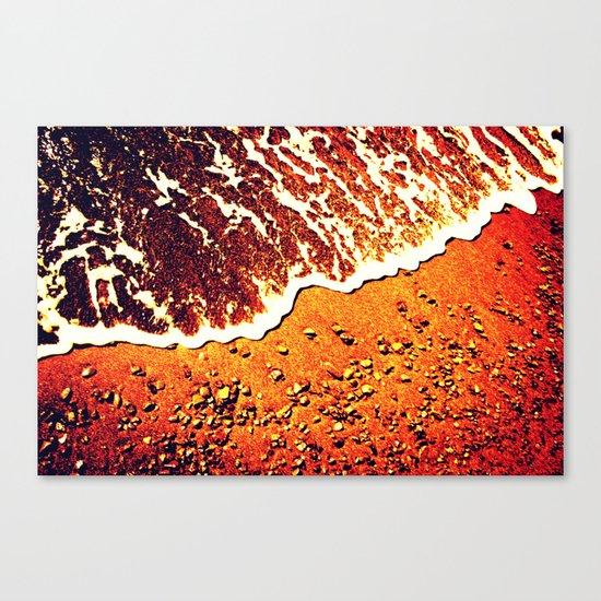 Dark Tide Canvas Print