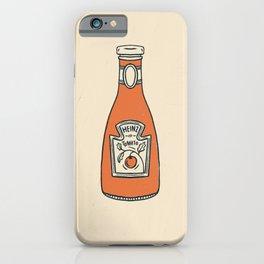 Catsup iPhone Case