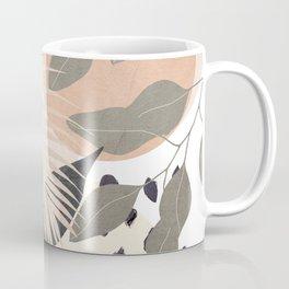 Abstract Tropical Art IX Coffee Mug