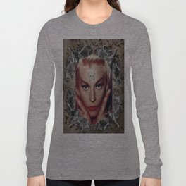 Spooky Witch - Femme Fatale - Anita Ekberg Long Sleeve T-shirt