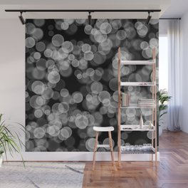 Night Lights Wall Mural