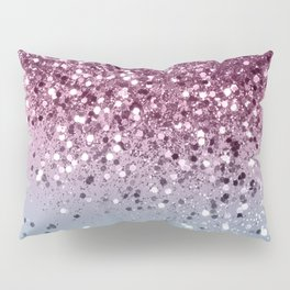 Unicorn Girls Glitter #6 #shiny #pastel #decor #art #society6 Pillow Sham
