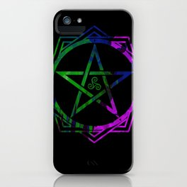 Pentacle iPhone Case