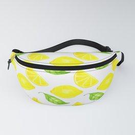 Lemons Fanny Pack