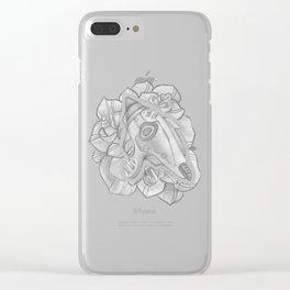 Fallout 4 Alien Blaster Clear iPhone Case