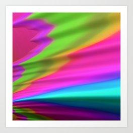 Rainbow Pride Art Print