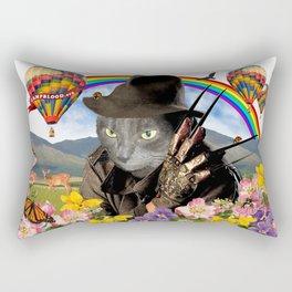 Nightmare Camp Rectangular Pillow