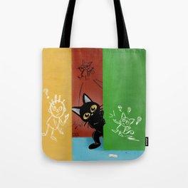 Doodles Tote Bag