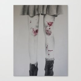 Hamartia  Canvas Print