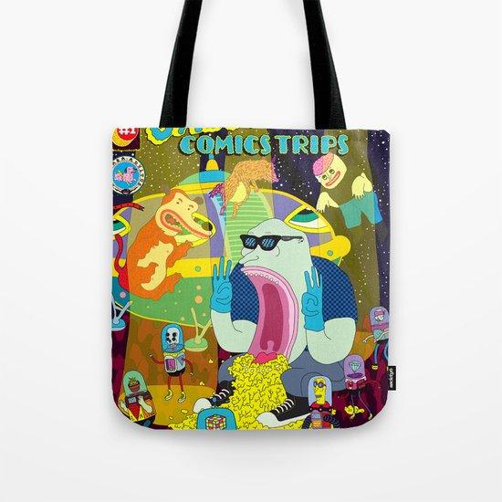 SALCHIPAPA Tote Bag