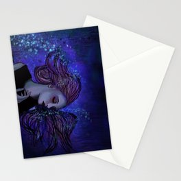 Ocean Embrace Stationery Cards