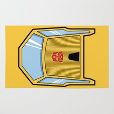 Transformers - Sunstreaker Rug