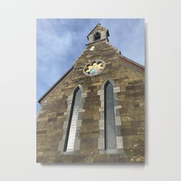 Irish Church Metal Print