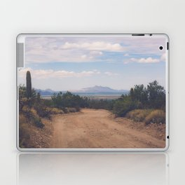 Down Desert Roads Laptop & iPad Skin