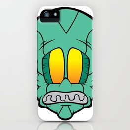DSOL FACE iPhone Case