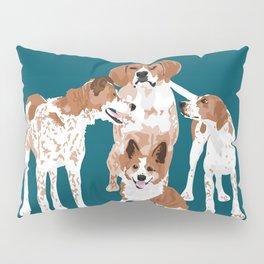 Maggie Millie Maisie and Victoria Pillow Sham