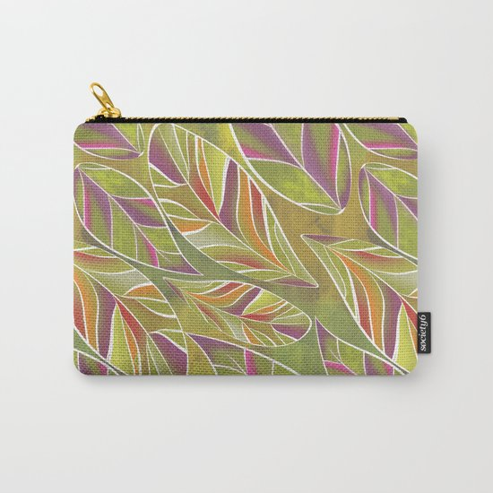 Leaves. Carry-All Pouch