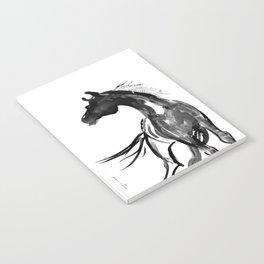 Horse (Ink sketch) Notebook