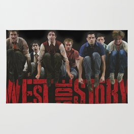 West Side Story  Rug