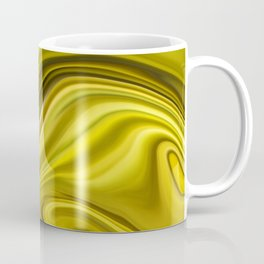 Oneness Blessing in Yellow Coffee Mug