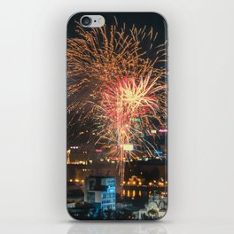 Firework collection 1 iPhone Skin