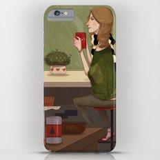 Coffee + Rain iPhone 6 Plus Slim Case