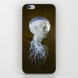 """""""The End of Reason"""" iPhone Skin"""