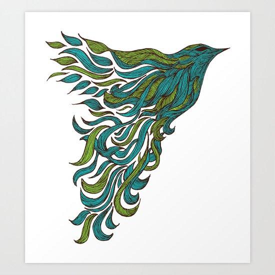 Dreams of Flying Art Print