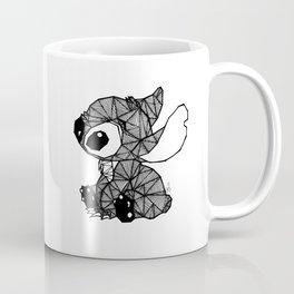 Geometric Stitch Coffee Mug