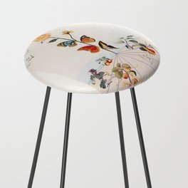 Salvador Dali Counter Stool