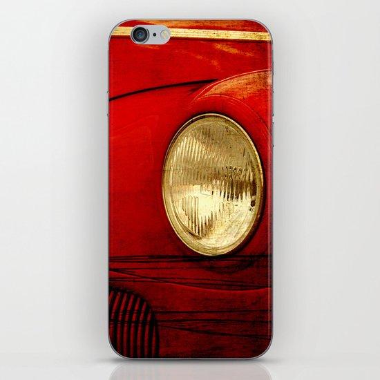 Heart Of Steel iPhone & iPod Skin