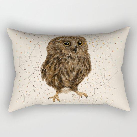 Mr.Owl IV Rectangular Pillow