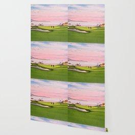 Pebble Beach Golf Course 8th Hole Wallpaper
