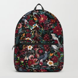 FLORAL AND BIRDS XX Backpack