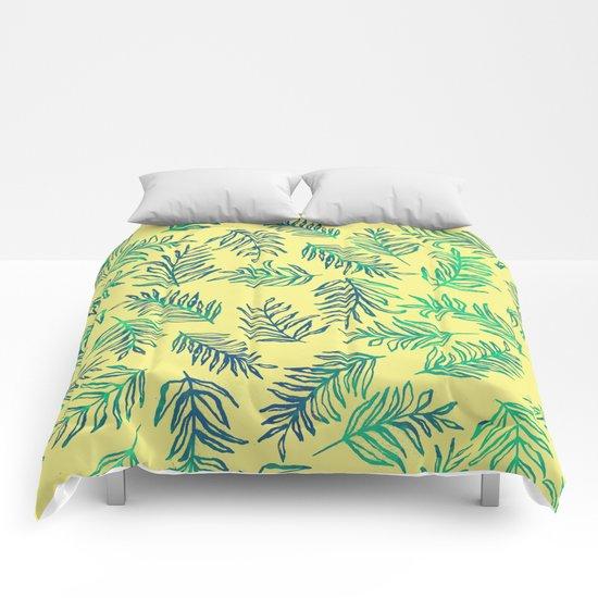 Fresh summer Comforters