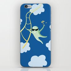 Always Cool Fly With The Wind iPhone & iPod Skin
