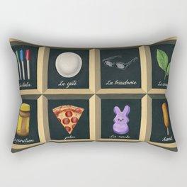 Vlogritte John Green Rectangular Pillow