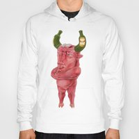 alcohol Hoodies featuring alcohol is the devil · stanandthepets  by schmierfinken