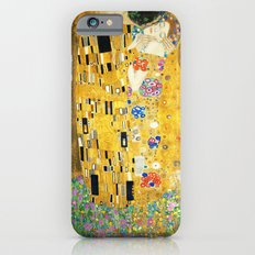 Gustav Klimt The Kiss Slim Case iPhone 6