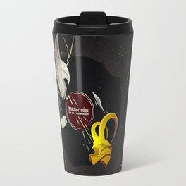 Sentiment Travel Mug