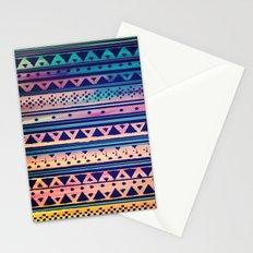 SURF TRIBAL PATTERN Stationery Cards