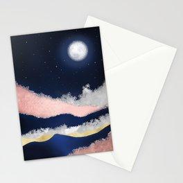 Moonlight Sonata Stationery Cards